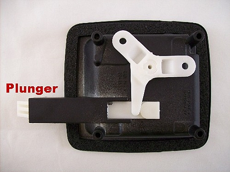 Trimark 60 400 Baggage Latch Tm500 Keyed With Plunger
